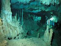 Highlight for Album: Underwater cave pictures