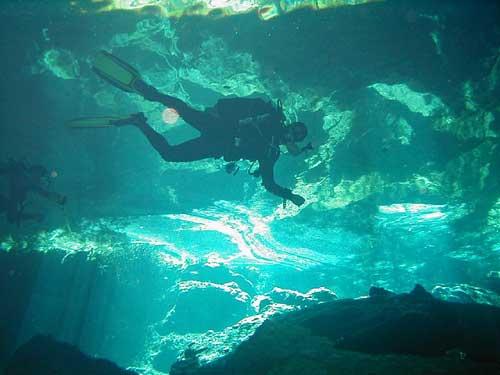 Chac Mool cavern 2