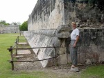 Chichen Itza, ballcourt