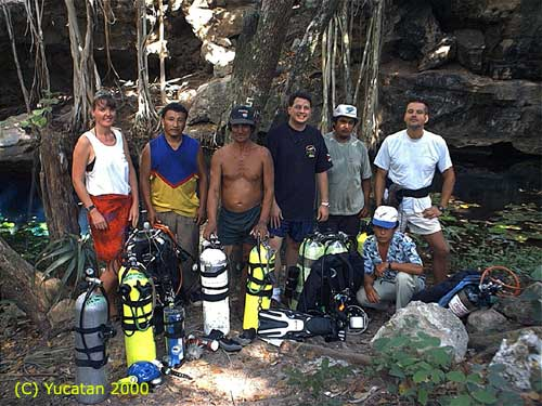 Expedition Yucatan 2000